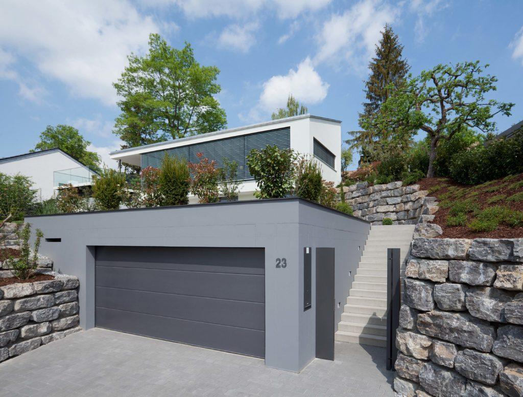 poe et vente de porte de garage alu pvc Doubs Haute-Saône Alsace